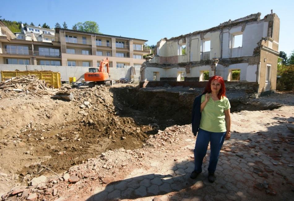 Nach Abriss vom Gasthof Müller kommt Wohnoase II