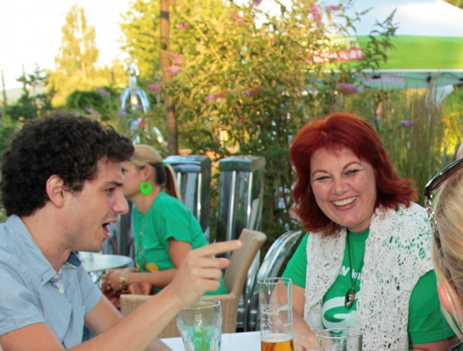 Grünes Sommerfest in Klagenfurt