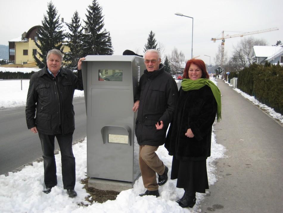 Radargerät Kranzmayerstraße: Erfolg von Grüne und BI West