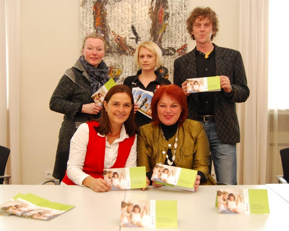 15 Jahre Treffpunkt für Alleinerzieherinnen und Interessierte in Klagenfurt