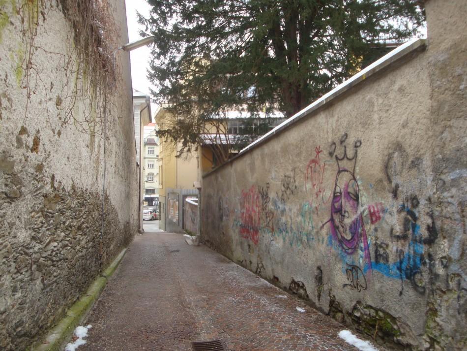 Schandfleck: Historische Klostergasse darf nicht weiter verkommen!