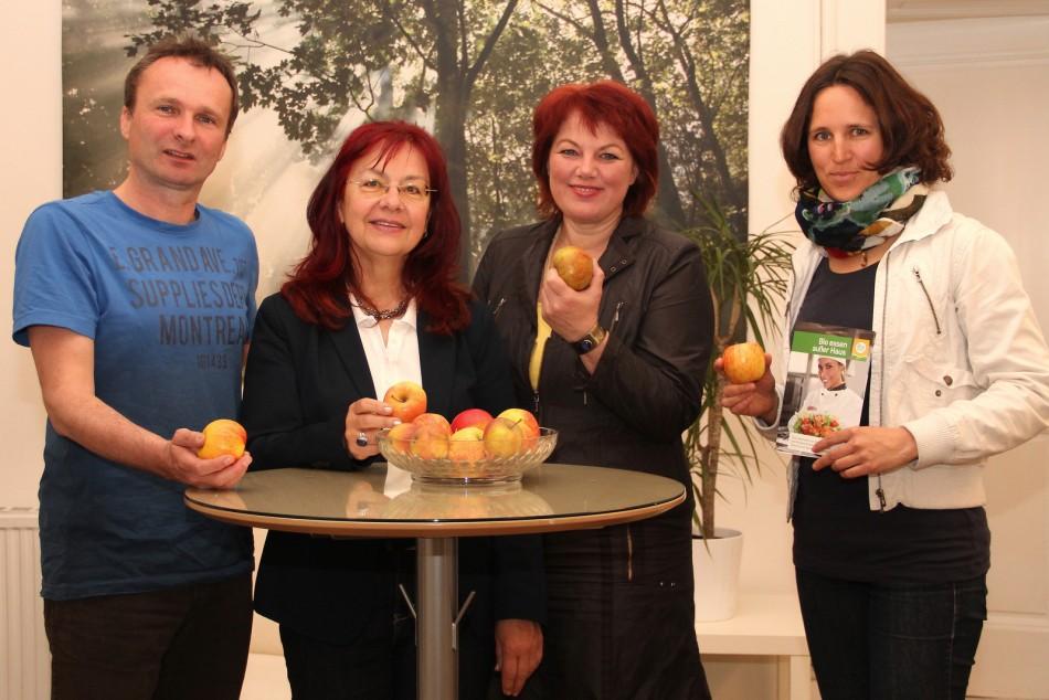 Grüne fordern Bio-Essen für Klagenfurter Kinder