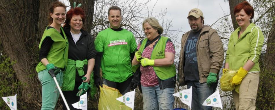 """""""Saubermacher"""": 100 Kilogramm Müll aus dem Wasser gefischt"""