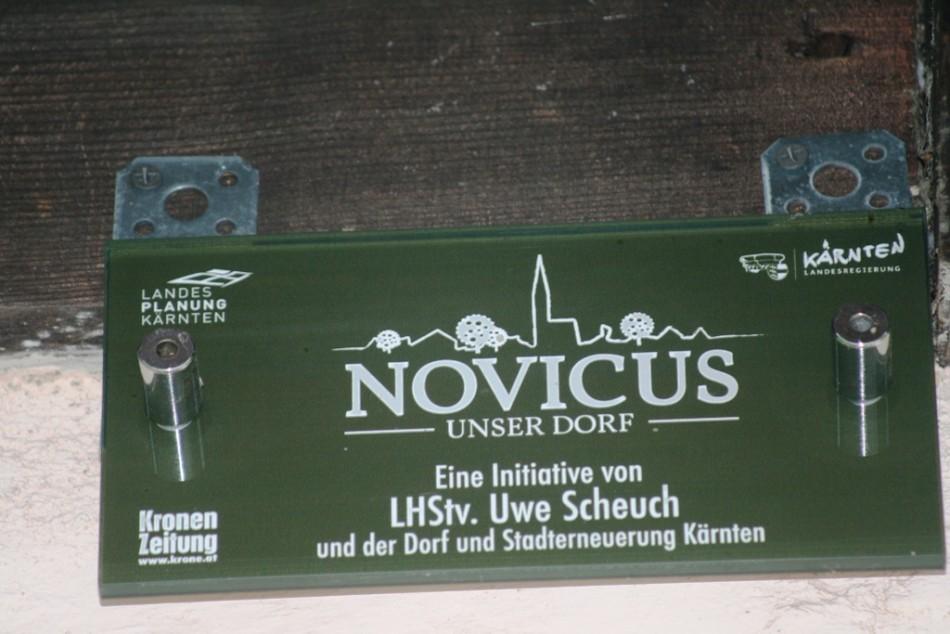 """Grüne fordern, """"Novicus""""-Tafeln endlich auszutauschen!"""
