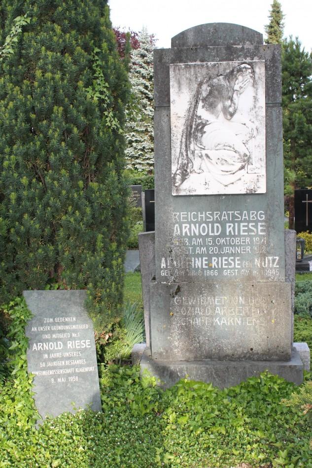 Schandfleck am Annabichler Friedhof sanieren