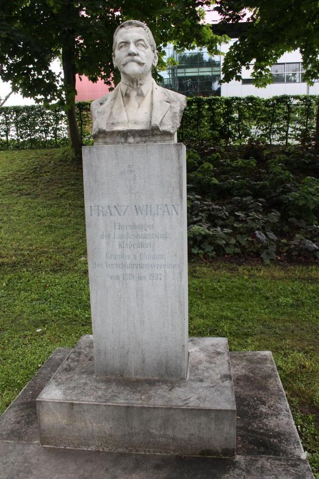 Gasper: 150. Geburtstag von Franz Wilfan