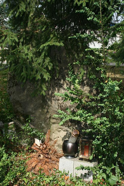 Neue Gedenkkultur: Grabstein von 1934 wurde saniert und zum Ehrenmal erklärt