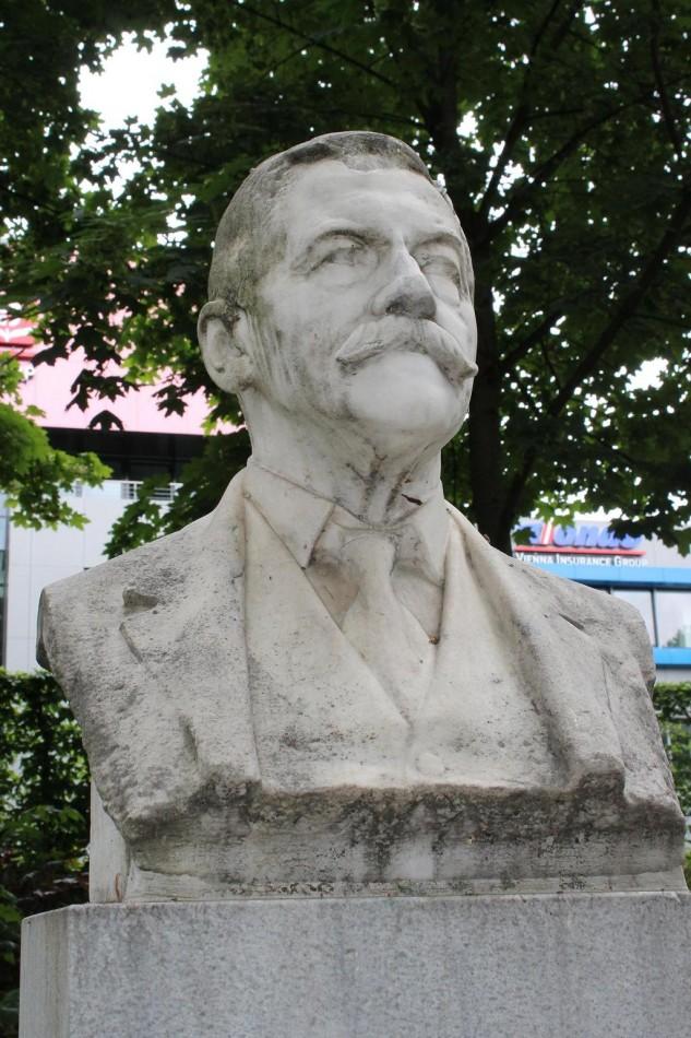 """Franz Wilfan ließ Klagenfurt """"aufblühen"""""""