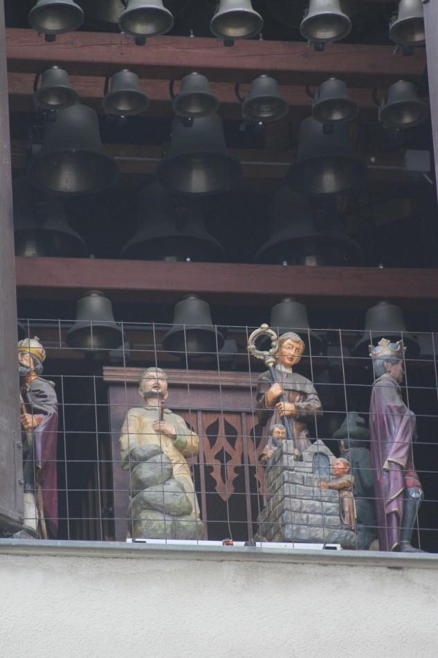 Glockenspiel: Interessierte werden im Dunkeln stehen gelassen