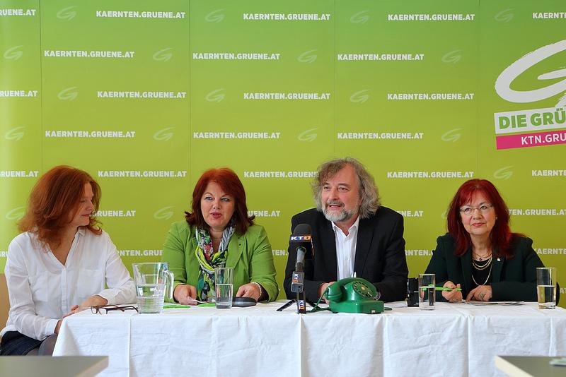 Viele Gründe für ein Grünes Klagenfurt
