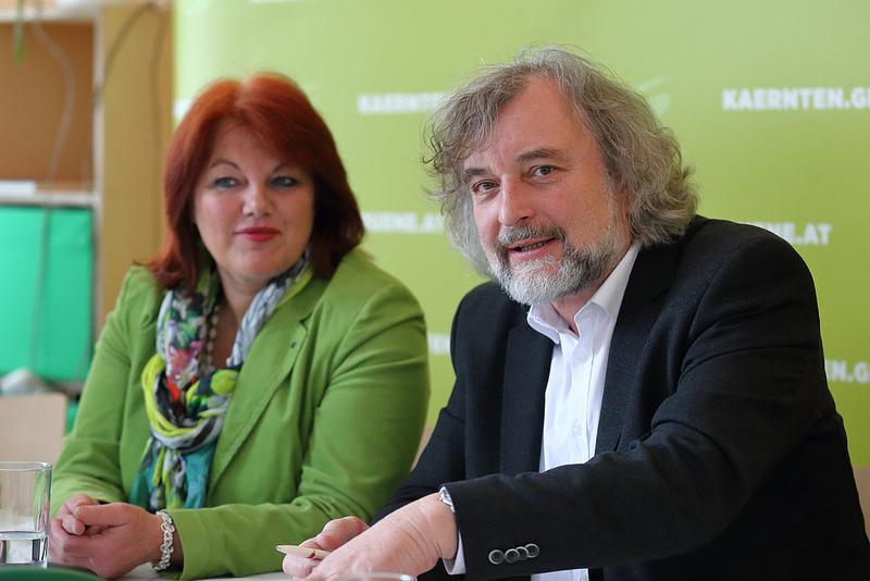 Der Austritt von Andrea Wulz ist ein Verlust für die Grünen Klagenfurt