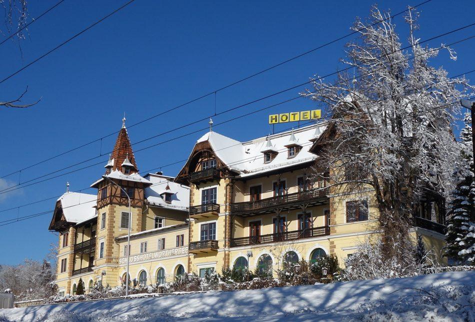 Hotel Wörthersee wird revitalisiert und wieder öffentlich zugänglich