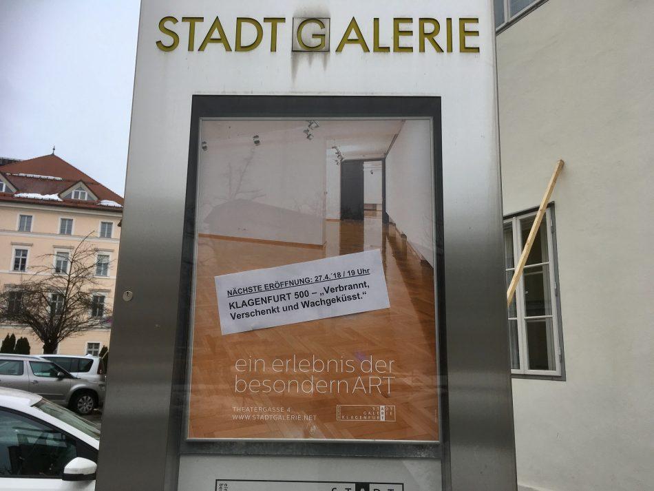 """Kunstkatalog für """"500 Jahre Klagenfurt"""