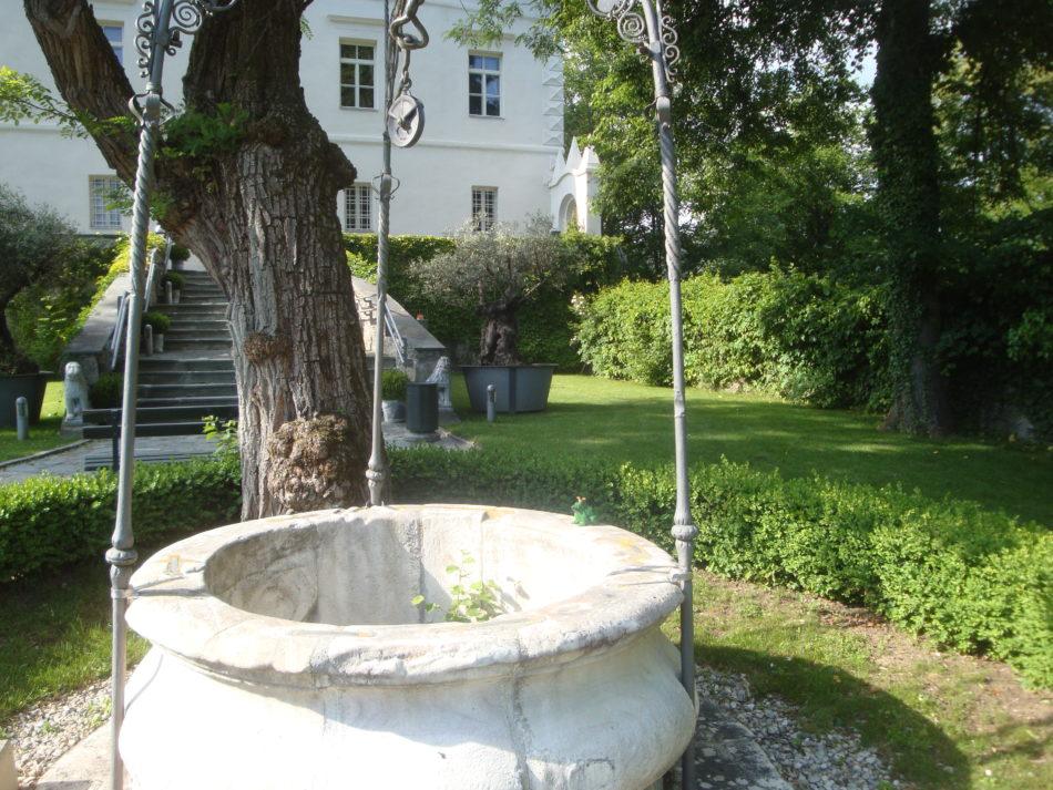 Schloss Maria Loretto – Zuerst Konzept, dann Neustart