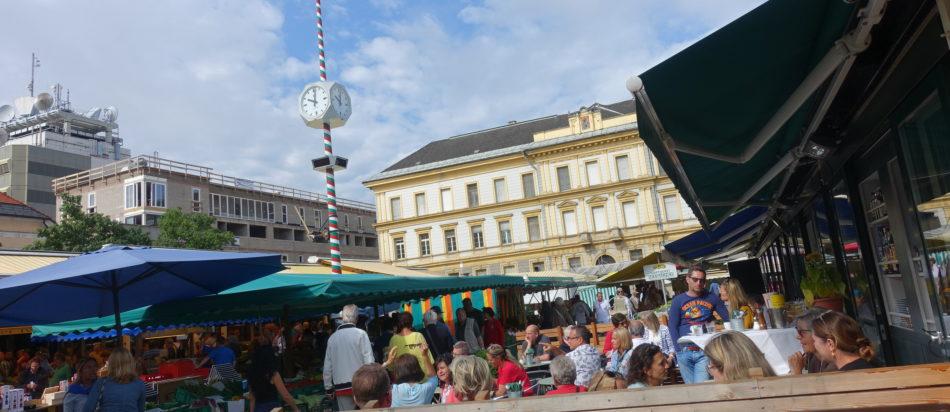 Ortsbild und Aufenthaltsqualität auf dem Benediktinermarkt stärken
