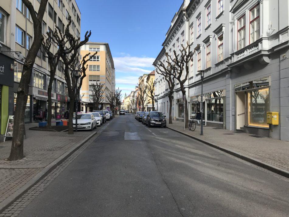 Das Ziel muss heißen: Autofreie Innenstadt