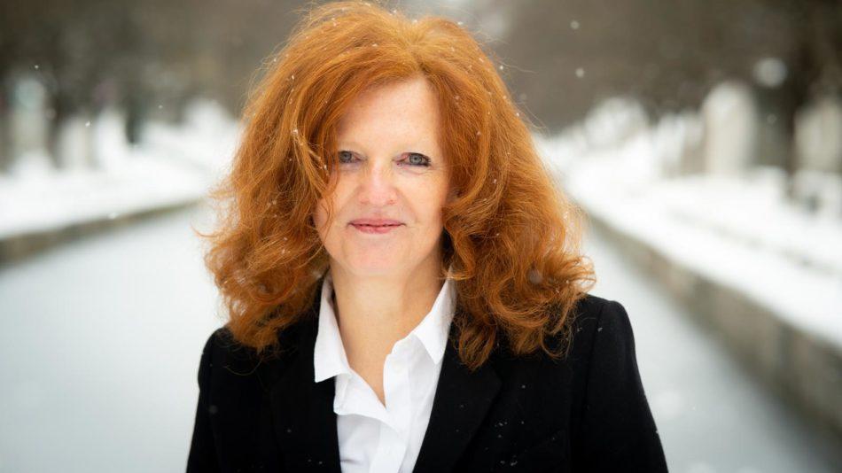 Listenplatz 2: Margit Motschiunig