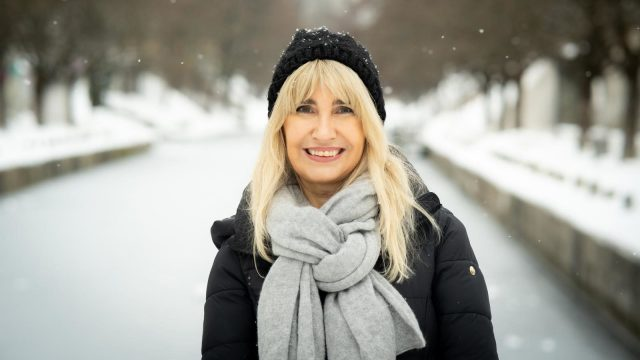 Listenplatz 3: Annita Sekalo